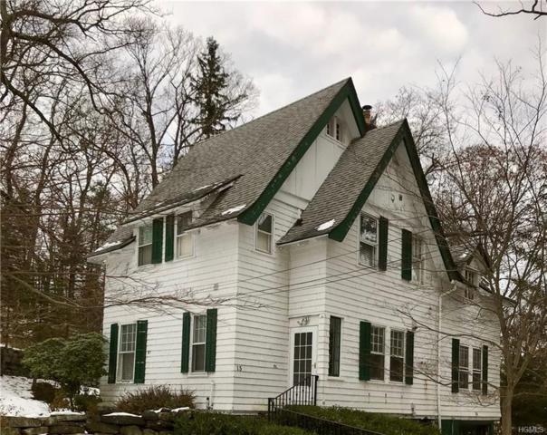 15 Ridge Road, Tuxedo Park, NY 10987 (MLS #4852771) :: William Raveis Baer & McIntosh