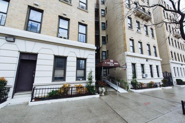 930 Saint Nicholas Avenue #47, New York, NY 10032 (MLS #4855381) :: Mark Boyland Real Estate Team