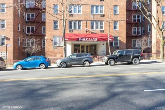 6601 Broadway 4K, Bronx, NY 10471 (MLS #4855690) :: Mark Boyland Real Estate Team