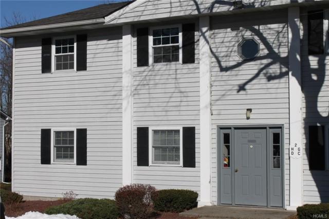 2 Locust Court H, Fishkill, NY 12524 (MLS #4855701) :: William Raveis Baer & McIntosh