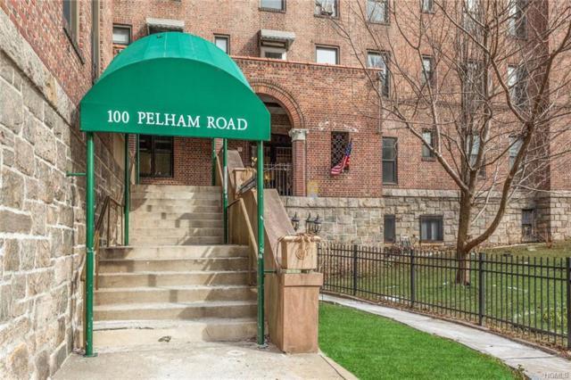 100 Pelham Road 1C, New Rochelle, NY 10805 (MLS #4900403) :: Mark Boyland Real Estate Team