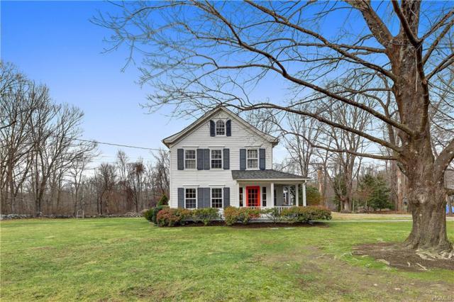 66 Bouton Road, South Salem, NY 10590 (MLS #4900689) :: Mark Boyland Real Estate Team