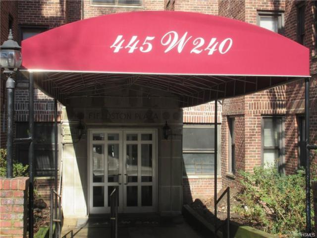445 W 240th Street 7-B, Bronx, NY 10463 (MLS #4900713) :: Stevens Realty Group