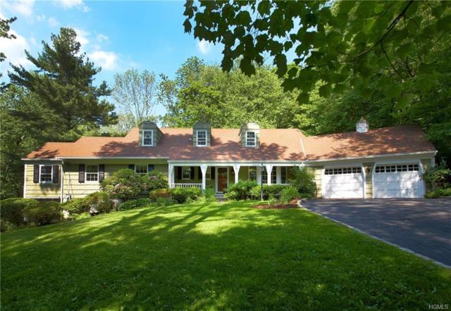 22 Kitchawan Drive, Chappaqua, NY 10514 (MLS #4900917) :: William Raveis Baer & McIntosh