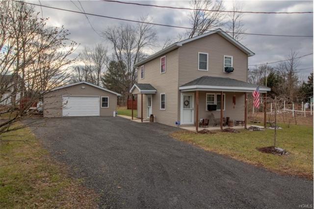 133 Samsonville Road, Kerhonkson, NY 12446 (MLS #4901160) :: Shares of New York