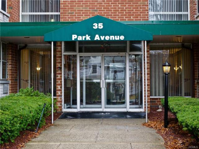 35 Park Avenue 2L, Suffern, NY 10901 (MLS #4901254) :: Mark Boyland Real Estate Team