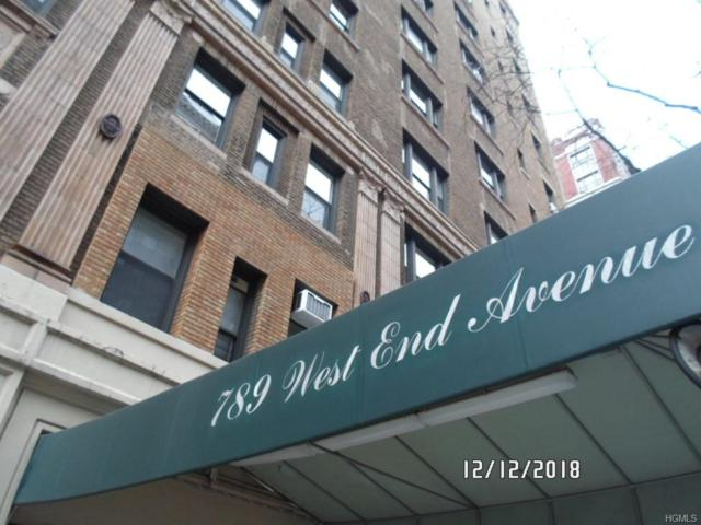 789 W West End Avenue 6C, New York, NY 10025 (MLS #4901641) :: Mark Boyland Real Estate Team
