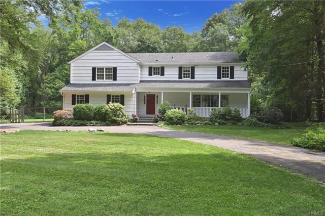 31 Pheasant Road, Pound Ridge, NY 10576 (MLS #4902287) :: Mark Boyland Real Estate Team