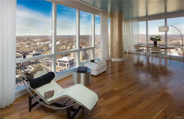 5 Renaissance Square 27C, White Plains, NY 10601 (MLS #4903589) :: Mark Boyland Real Estate Team