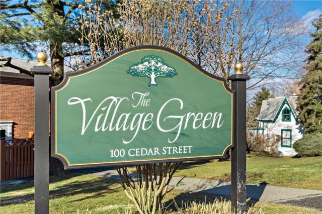 100 Cedar Street A17, Dobbs Ferry, NY 10522 (MLS #4903860) :: William Raveis Baer & McIntosh