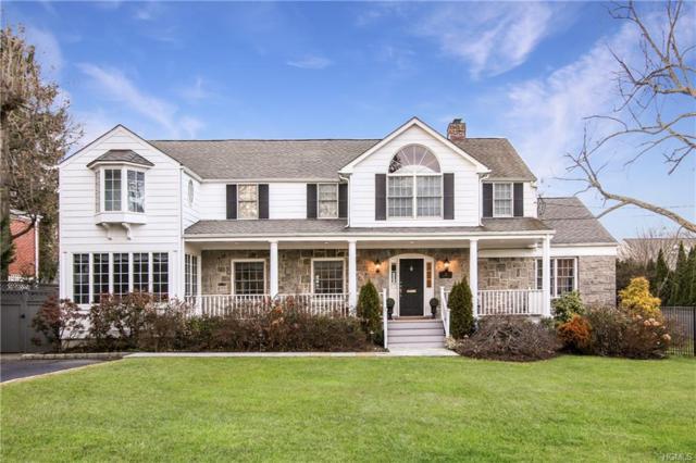 25 Gordon Place, Scarsdale, NY 10583 (MLS #4903970) :: William Raveis Baer & McIntosh