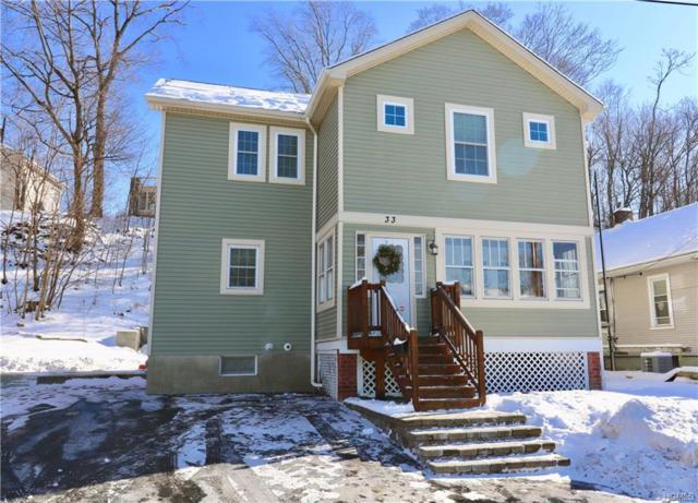 33 East Street, Beacon, NY 12508 (MLS #4904568) :: Mark Boyland Real Estate Team