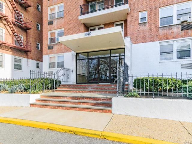 440 Warburton Avenue 5-B, Yonkers, NY 10701 (MLS #4904570) :: Mark Boyland Real Estate Team