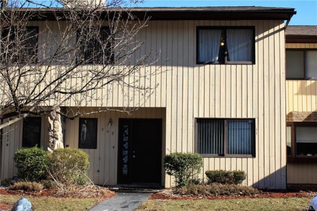 242 Heritage Lane, Monroe, NY 10950 (MLS #4904955) :: William Raveis Baer & McIntosh
