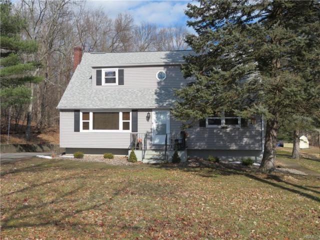 12 Twin Oaks Drive, Campbell Hall, NY 10916 (MLS #4905662) :: William Raveis Baer & McIntosh