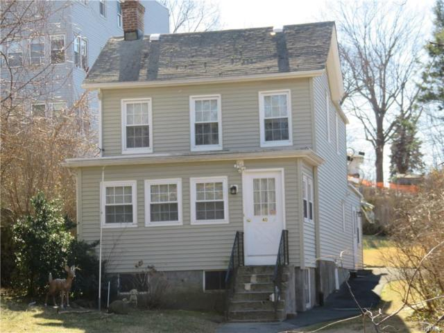 40 Washington Avenue, Hastings-On-Hudson, NY 10706 (MLS #4905909) :: William Raveis Legends Realty Group