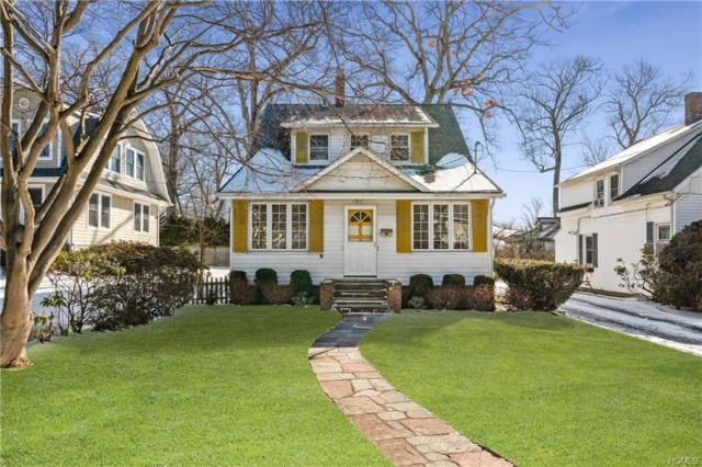 232 Nelson Road, Scarsdale, NY 10583 (MLS #4905936) :: Stevens Realty Group