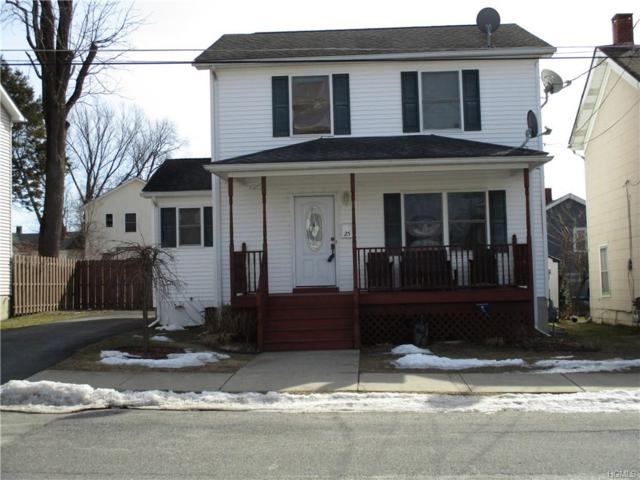 25 Thompson Street, Port Jervis, NY 12771 (MLS #4906057) :: Mark Boyland Real Estate Team