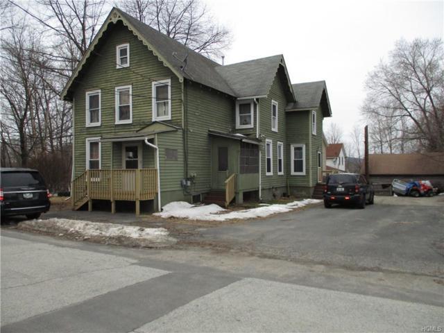 2 Wright Street, Port Jervis, NY 12771 (MLS #4906264) :: Mark Boyland Real Estate Team