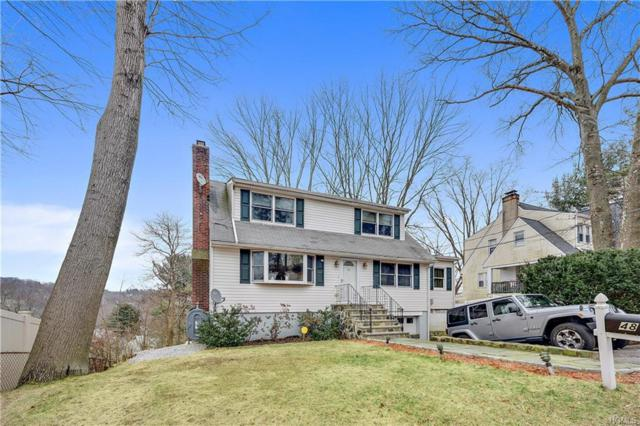 48 Perry Avenue, White Plains, NY 10603 (MLS #4906400) :: Mark Boyland Real Estate Team