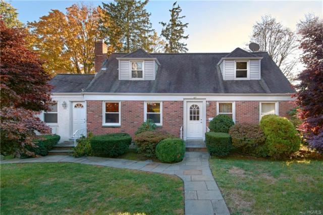 67 Parkview Avenue, West Harrison, NY 10604 (MLS #4906460) :: Shares of New York
