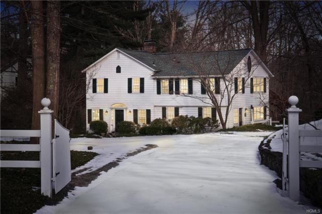 9 Salem Road, Pound Ridge, NY 10576 (MLS #4908146) :: Mark Seiden Real Estate Team