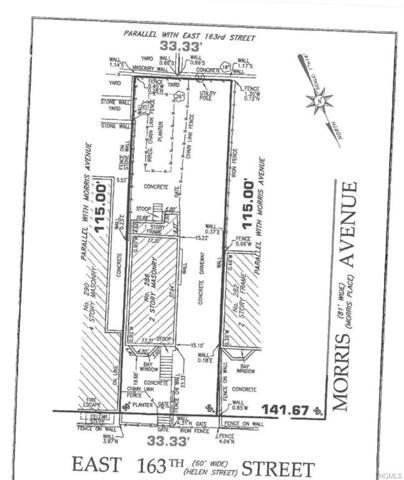 286 E 163rd Street, Bronx, NY 10451 (MLS #4908261) :: Mark Boyland Real Estate Team