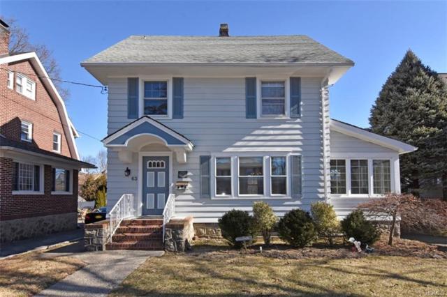 63 Hillside Avenue, New Rochelle, NY 10801 (MLS #4908836) :: Stevens Realty Group