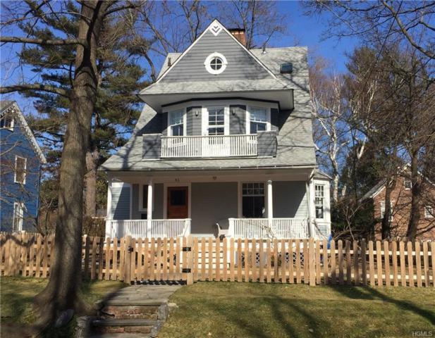 51 Belden Avenue, Dobbs Ferry, NY 10522 (MLS #4908844) :: Stevens Realty Group
