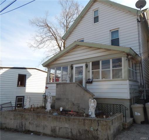 90 W Van Ness Street, Newburgh, NY 12550 (MLS #4909689) :: Mark Seiden Real Estate Team
