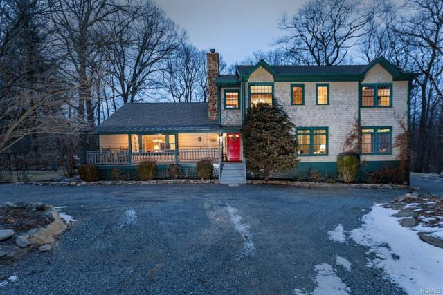 11 E Kinnicutt Road, Pound Ridge, NY 10576 (MLS #4910480) :: Shares of New York