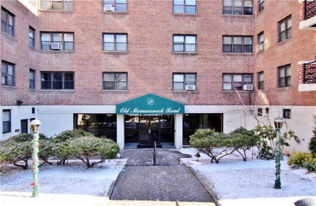 19 Old Mamaroneck Road 3K, White Plains, NY 10605 (MLS #4911366) :: Shares of New York