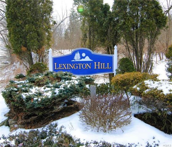 30 Lexington Hill #7, Harriman, NY 10926 (MLS #4911597) :: William Raveis Legends Realty Group
