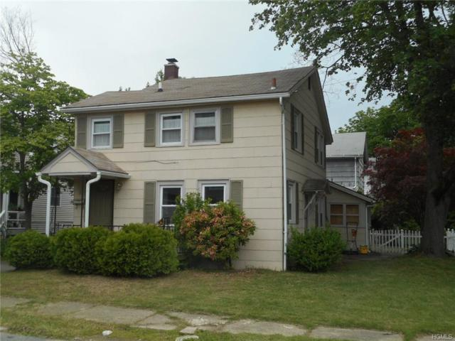 8 John Street, Port Jervis, NY 12771 (MLS #4911967) :: Mark Seiden Real Estate Team