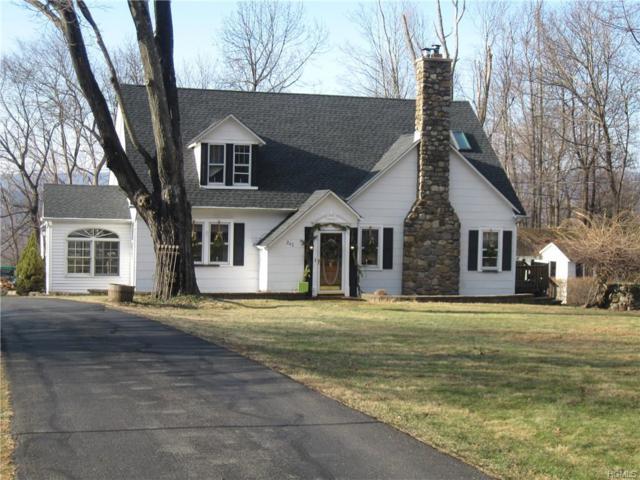 242 Estrada Road, Central Valley, NY 10917 (MLS #4911988) :: Mark Seiden Real Estate Team