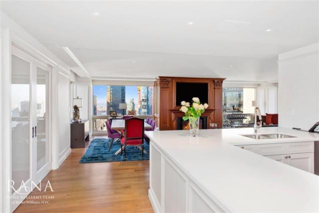 721 Fifth Avenue 61-L, New York, NY 10022 (MLS #4913278) :: William Raveis Legends Realty Group