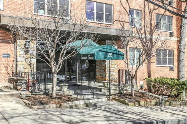 25 Franklin Avenue 3C, White Plains, NY 10601 (MLS #4913646) :: William Raveis Legends Realty Group