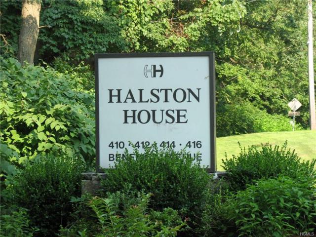 412 Benedict Avenue 5J, Tarrytown, NY 10591 (MLS #4914183) :: Mark Boyland Real Estate Team
