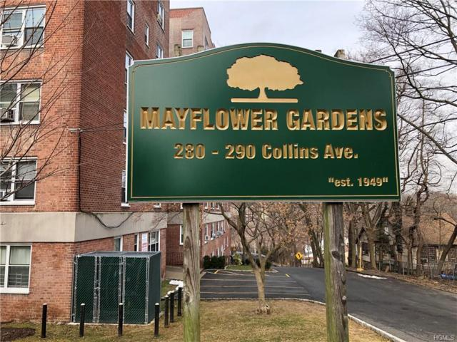 280 Collins Avenue 8D, Mount Vernon, NY 10552 (MLS #4914430) :: William Raveis Legends Realty Group