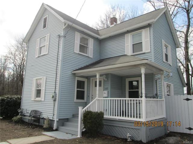 145 E Main Street, Port Jervis, NY 12771 (MLS #4914486) :: Mark Seiden Real Estate Team