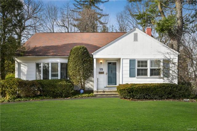 15 Carlyle Place, Hartsdale, NY 10530 (MLS #4914628) :: William Raveis Legends Realty Group