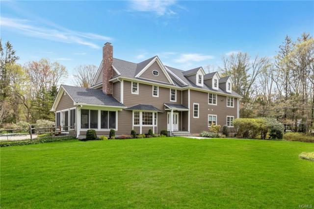 7 W Pheasant Road, Pound Ridge, NY 10576 (MLS #4915236) :: William Raveis Baer & McIntosh
