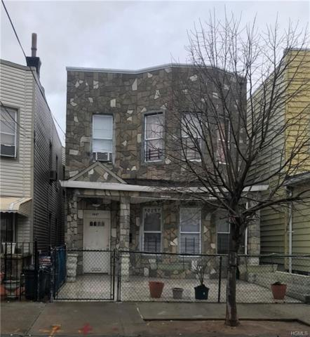1847 Holland Avenue, Bronx, NY 10462 (MLS #4915463) :: William Raveis Legends Realty Group
