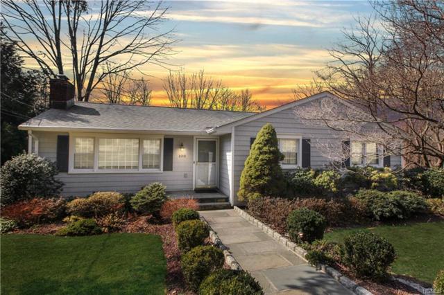 100 Orchard Ridge Road, Chappaqua, NY 10514 (MLS #4915918) :: Mark Seiden Real Estate Team