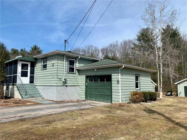 220 Yulan Barryville Road, Barryville, NY 12719 (MLS #4917312) :: William Raveis Legends Realty Group