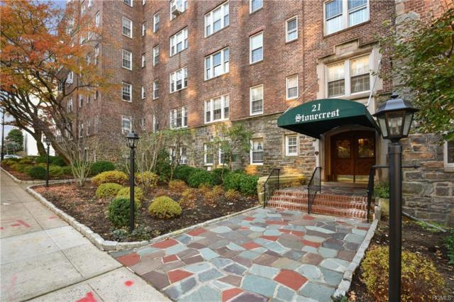 21 N Chatsworth Avenue 4M, Larchmont, NY 10538 (MLS #4917435) :: William Raveis Legends Realty Group