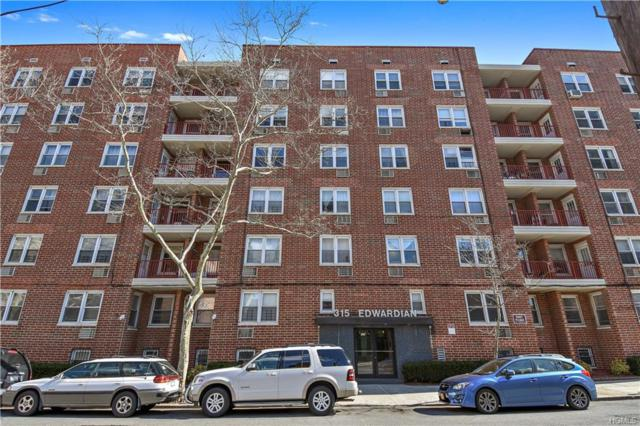 315 W 232nd Street 5M, Bronx, NY 10463 (MLS #4918300) :: William Raveis Legends Realty Group