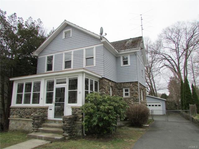23 Walnut Avenue, Highland Falls, NY 10928 (MLS #4919120) :: Shares of New York