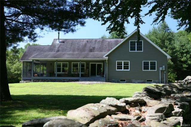 52 Brown Trout Trail, Equinunk, NY 18417 (MLS #4919433) :: The McGovern Caplicki Team