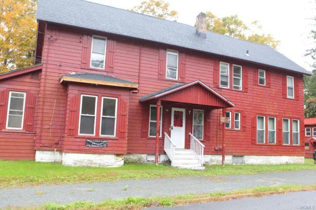 10 Church Street, Roscoe, NY 12776 (MLS #4919677) :: Mark Seiden Real Estate Team